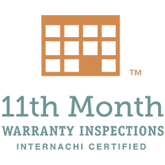InterNACHI Certified 11th Month Warranty Inspections